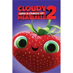 Cloudy with a Chance of Meatballs 2 by Cody Cameron & Kris Pearn