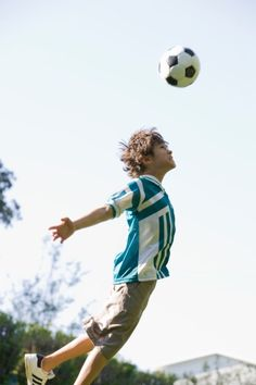 Dont Let Kids Play Football >> Little Boy Playing Football Football Is Great Way To Keep Fit Get
