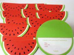 convite melancia - Pesquisa Google