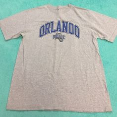 Orlando Magic T-Shirt Umber 12 Dwight Howard. Bought at a game in Orlando f37f4d8da
