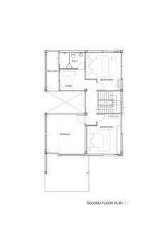 Gallery of Ngamwongwan House / Junsekino Architect And Design - 17