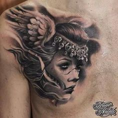 Tattoo by Ivano Natale
