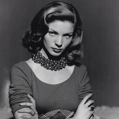 R.I.P to one of the baddest pinups in the game, one of my favorites, Lauren Bacall. So happy you lived a long and wonderful life❤️ what a week:/