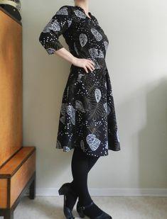 A (very) wearable muslin: Simplicity 1587 – IrisArctica