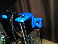 Anet A8 Bowden Extruder Mount by mkantor - Thingiverse