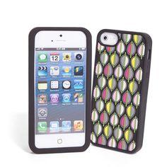 Vera Bradley Soft Frame Phone Case for iPhone 5 #VeraBradley