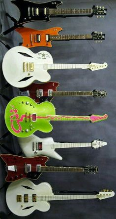 Part of the Billy Gibbons collection.