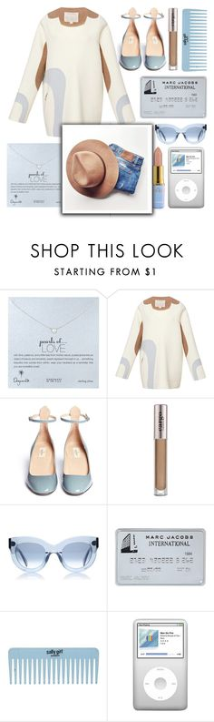 """""""Casual"""" by emcf3548 ❤ liked on Polyvore featuring Dogeared, Marc Jacobs, Disney, Valentino and CARGO"""