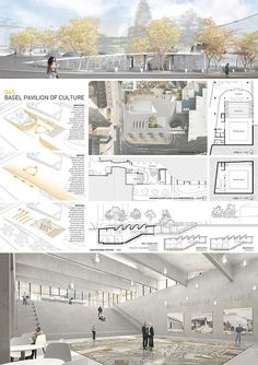 QAS_NNKKB | Flickr - Photo Sharing! Architecture Panel, Architecture Graphics, Architecture Visualization, Concept Architecture, Architecture Design, Drawing Architecture, Architecture Diagrams, Creative Architecture, Presentation Board Design