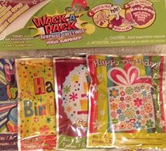 Wack-A-Pack Happy Birthday Self-Inflating Foil Balloons, 1 Package of 4 Peachtree Playthings http://www.amazon.com/dp/B0056NOK3Y/ref=cm_sw_r_pi_dp_xhlSwb1M1Y213