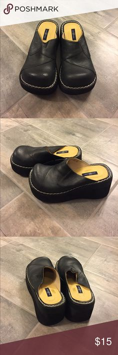 Black Platform Shoes Brand new in box. Shoes Platforms