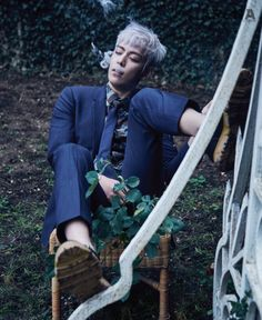 TOP - Arena Homme+ Magazine March Issue '16
