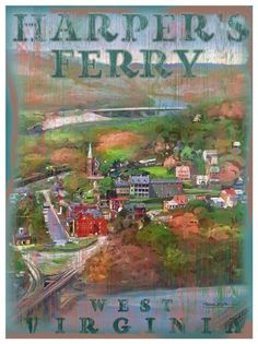 Harper's Ferry West Virginia