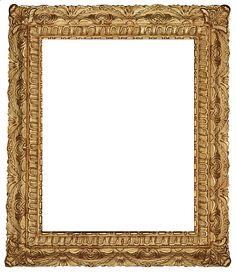 Vertical Classic Transparent Frame