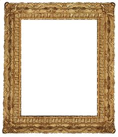 vertical classic transparent frame