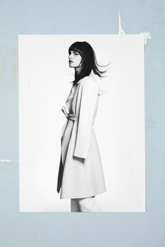 Querelle Jansen by Mel Bles for Vogue UK February 2014