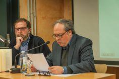 28-2- 2014 Conferencia de Nicolás Guerra Aguiar dentro del Ciclo La poesía social de Agustín Millares Sall.