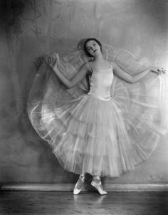 Ballerina at the Arts Theatre London 1928