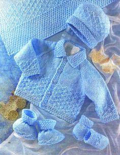 Vintage Knitting Pattern by NanasVintagePatterns on Etsy, $4.00