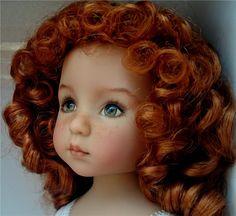 Samantha от Dianna Effner / Коллекционные куклы (винил) / Шопик. Продать купить куклу / Бэйбики. Куклы фото. Одежда для кукол