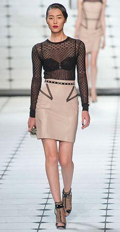 Runway Looks We Love: Jason Wu http://news.instyle.com/photo-gallery/?postgallery=133816#. New York Fashion Week.