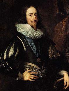 karel I van Engeland werd onthoofd op 30 januari 1649. Het Engelse volk was tegen hem in opstand gekomen omdat hij alle macht naar zich toe trok, hij wilde absoluut vorst worden, en omdat hij de anglicaans kerk bedacht, daar was de bevolking het niet mee eens