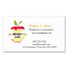 300 best nutritionist business cards images on pinterest lipsense give me an apple unique dietitian nutritionist business card colourmoves