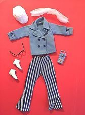 Vintage MADDIE MOD Doll Outfit  YACHTING #1726 Excellent Condition