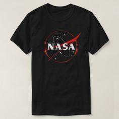 NASA Eclipse Custom Shirts //Price: $15.50 & FREE Shipping //     #funnytshirts