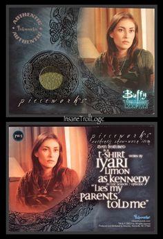 Buffy TVS Big Bads Seasons Of Evil Chase Card SE-4