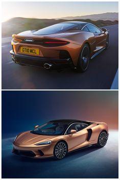 Cool cars 2019 The 2020 McLaren GT Is a Gorgeous All-'Rounder Automobile Magazine Mclaren Cars, Bugatti Cars, Bmw Cars, Ferrari, Automobile Magazine, Carros Audi, Assassin, Mc Laren, Limousine