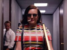 """It's the end of an era as """"Mad Men"""" airs its series finale tonight. While every character on this show has evolved throughout the years, the only one who embodies every bit of Drake's """"started from the bottom, now we're here"""" verse would be Peggy Olson. Mad Men Meme, Mad Men Peggy, Peggy Olson, Heather Taylor, Elizabeth Moss, Lost Horizon, Don Draper, New Trends, Capsule Wardrobe"""