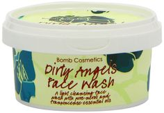 Bomb Cosmetics Gesichtsreinigung DIRTY ANGELS FACE WASH: Amazon.de: Parfümerie & Kosmetik