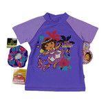 Dora the Explorer Rash Vest Sorry Sold Out. Website: http://www.cooldudeskids.com   Facebook: https://www.facebook.com/CooldudesKids