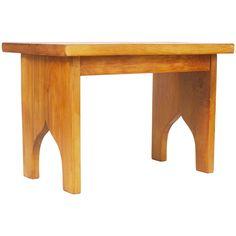 Como fazer um banco de madeira