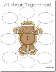 Gingerbread Man Activities, Gingerbread Crafts, Christmas Gingerbread, Christmas Activities, Gingerbread Men, Thinking Maps, School Holidays, School Fun, Kindergarten Activities
