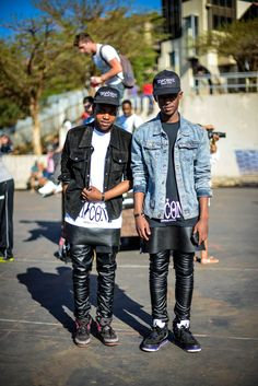 STR CRD 2013 x STREET STYLE Location: Constitution Hill, Johannesburg, South Africa Photographed by: Anthony Bila Follow onInstagram:The E...
