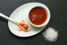 "This stuff is SO good; especially with ""Frango No Churrasco."" (Portuguese BBQ Chicken) Portuguese Piri-Piri Hot Sauce"