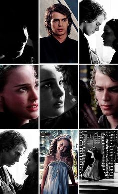 Anakin and Padmé: The most perfect couple.