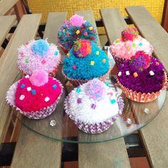 Bandeja cup cakes