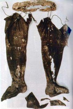 Hose of Rodrigo Ximeneze - burial hose of Rodrigo Ximenez de Rada. (1247)