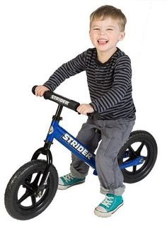 Strider Classic No-Pedal Balance Bike, Red: Sports & Outdoors Bike With Training Wheels, Cycling For Beginners, Balance Bike, Striders, Bike Reviews, Bicycle Accessories, Cycling Bikes, Holiday Gift Guide, Cool Bikes