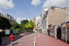 © 11h45 / Centre culturel et des congrès, Montrouge (92) - Agence Blond & Roux / Photographies pour la SEM 92