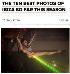 Ultra man got nothing on Ibiza's Ultra Woman! Ibiza, Cool Photos, Dj, Seasons, Humor, Woman, Concert, Memes, Funny