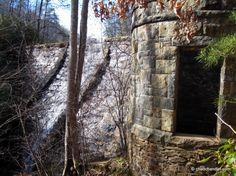 Some pictures of Paris Mountain, a great little state park near Greenville, SC. I would like to go here.