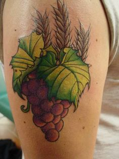 18 Interessante Traube Tattoo Ideen #Tattoos Tattoo Designs, Aquarell Tattoo, Neue Tattoos, Image Types, Sleeve Tattoos, Lily, Flowers, Abundant Life, Blue Fashion
