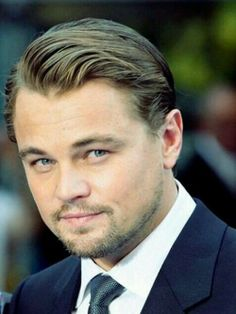 Leonardo DiCaprio. No matter how old, this man was, is and will be very handsome.