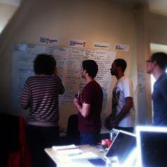 Simplib team is getting bigger!! Welcome CTO #brainstorming