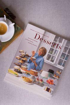 Essência | Tortas, bolos e Martha Stewart!
