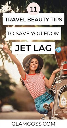 11 Travel Beauty Tips To Save You From Jet Lag These 11 Travel beauty tips will save you time, space, and money! Plus you'll look amazing when you land! Click now to see these travel hacks that will keep you looking fabulous on vacation! Fast Makeup, Makeup Tips, Makeup Hacks, Travel Hacks, Travel Tips, Beauty Tips, Beauty Hacks, Jet Lag, Bad Feeling